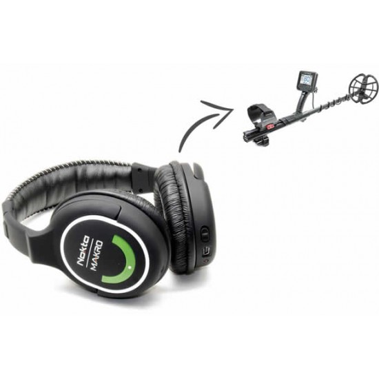 Nokta/Makro Anfibio Multi (в комплекте катушка KR24+батарейный бокс+бейсболка+нож-совок)